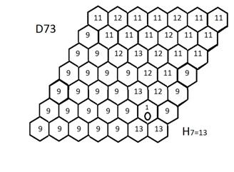 Jeu d Hex D73