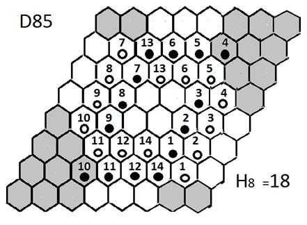 Jeu d Hex D85